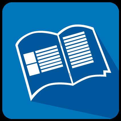 Broschüre DIN A4 (Drahtheftung)