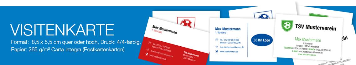 Flyerpara De Visitenkarte Online Gestalten